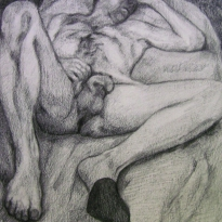 Sin título (para Lucian Freud)